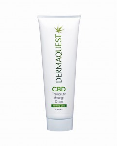 CBD THERAPEUTIC MASSAGE CREAM 229 g